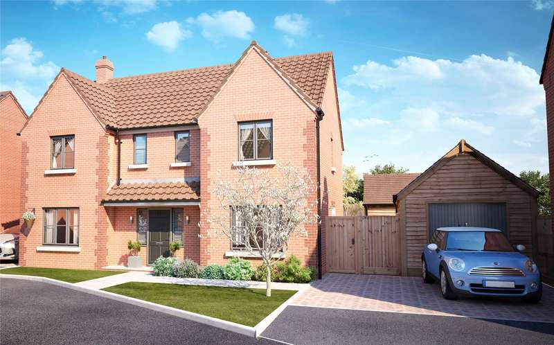 4 Bedrooms Detached House for sale in Plot 13, The Jam Factory, Easterton, Devizes, Wiltshire, SN10