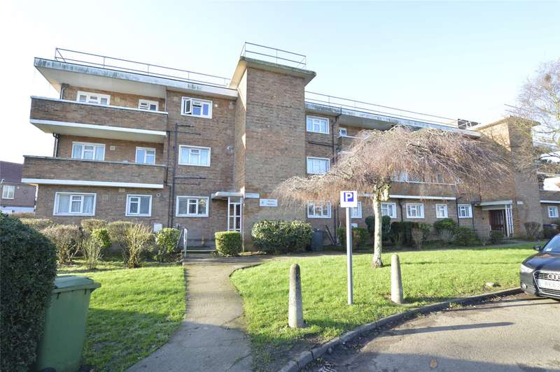 2 Bedrooms Flat for sale in Campbell Court, Church Lane, KINGSBURY, NW9