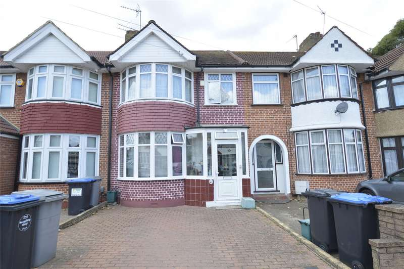 3 Bedrooms Terraced House for sale in Eton Grove, KINGSBURY, NW9