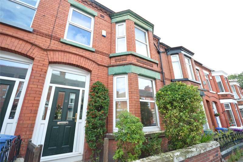 4 Bedrooms Terraced House for sale in Elmbank Road, Mossley Hill, Liverpool, L18