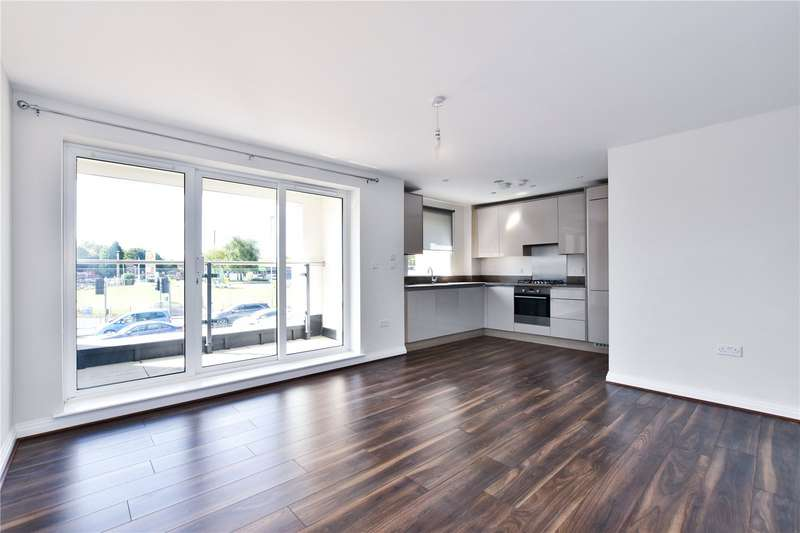 1 Bedroom Flat for sale in Dome Mews, 527 St Albans Road, Watford, Herts, WD25