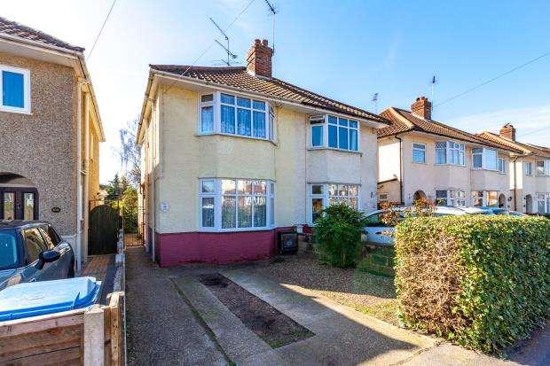 2 Bedrooms Semi Detached House for sale in Boxalls Lane, Aldershot, Hampshire