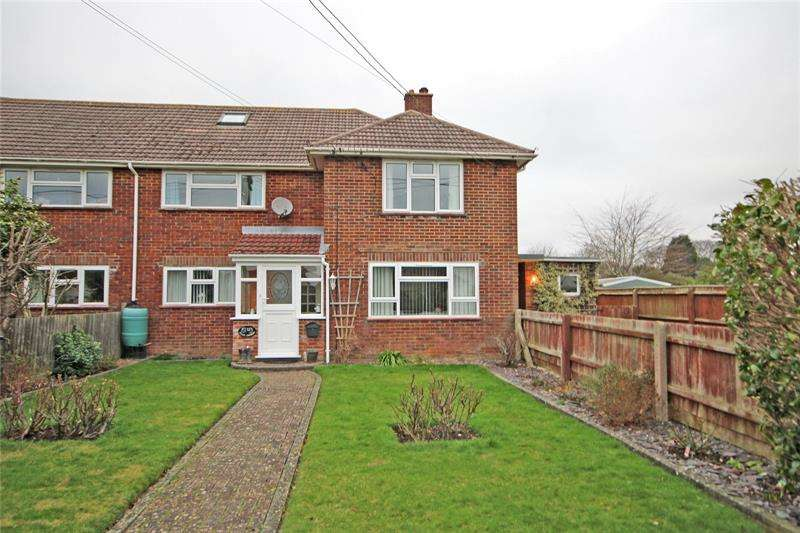 2 Bedrooms Maisonette Flat for sale in Miller Close, New Milton, Hampshire, BH25