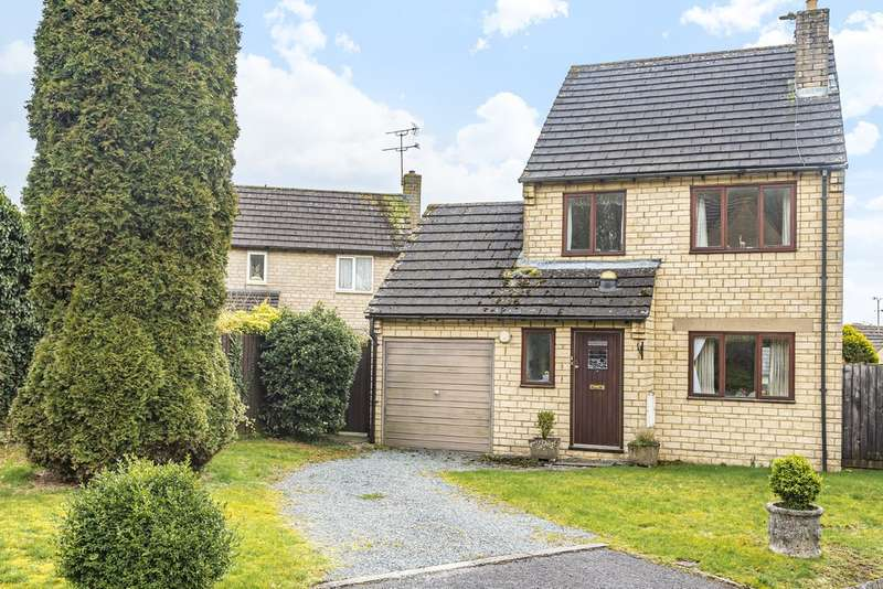 3 Bedrooms Detached House for sale in Northleach