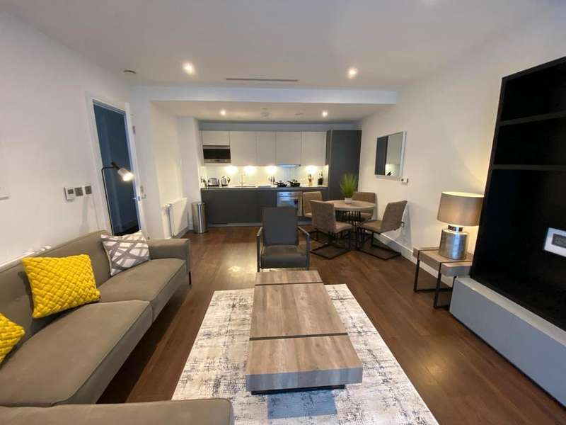 1 Bedroom Flat for sale in 9 Harbour Way, London E1