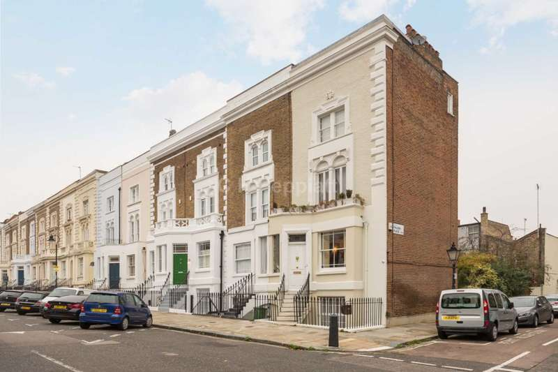3 Bedrooms Terraced House for sale in Grafton Terrace, London