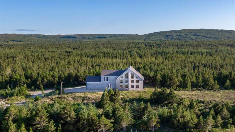 Detached House for sale in Taigh na Coille, Claddach Vallay, Isle of North Uist, Eilean Siar, HS6
