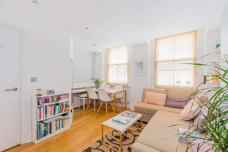 1 Bedroom Flat for sale in Seven Sisters Road, Holloway, N7