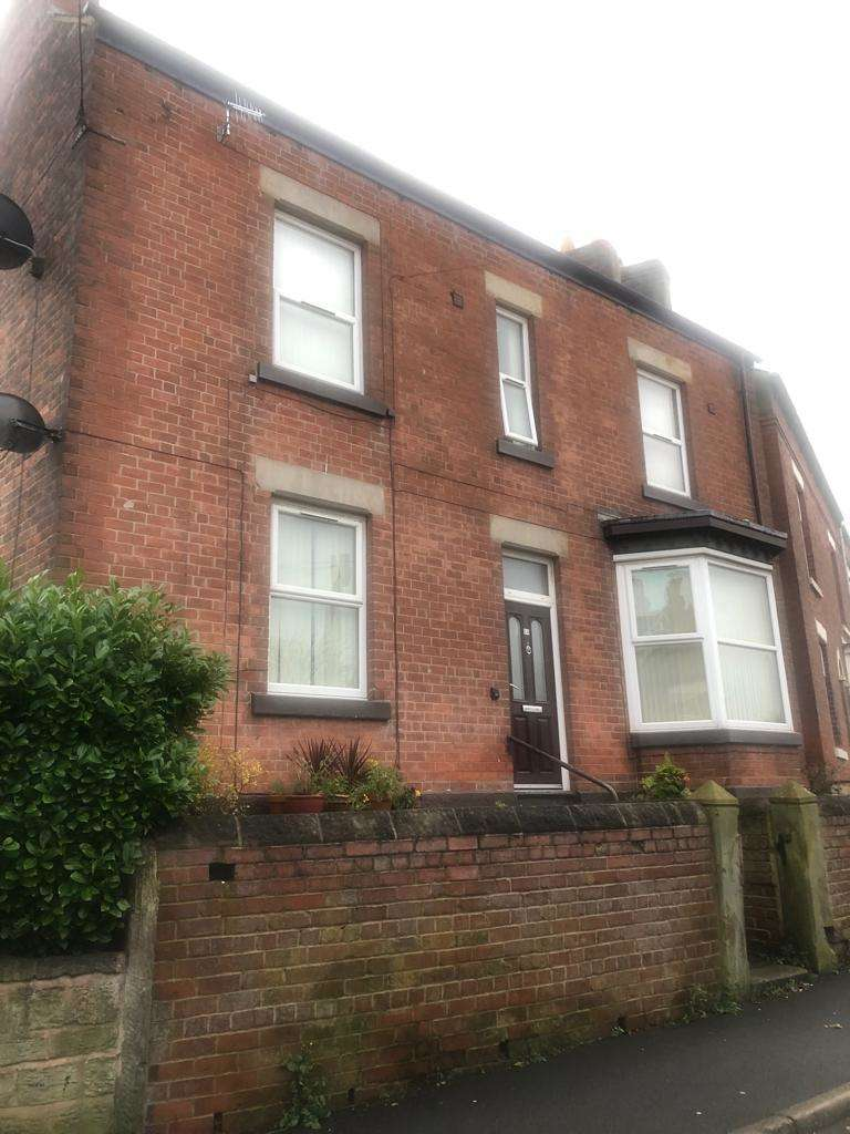 1 Bedroom Studio Flat for rent in Industry Road, Sheffield, S9 5FQ