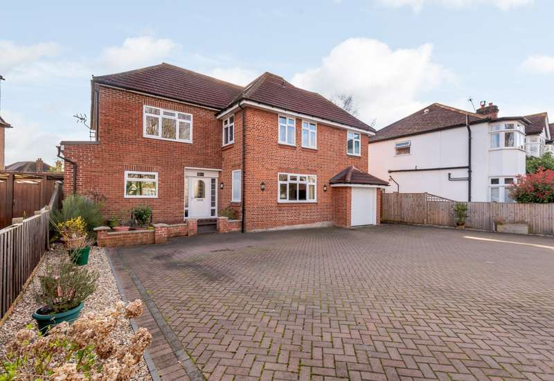 6 Bedrooms Detached House for sale in Richmond Road, Kingston Upon Thames, KT2