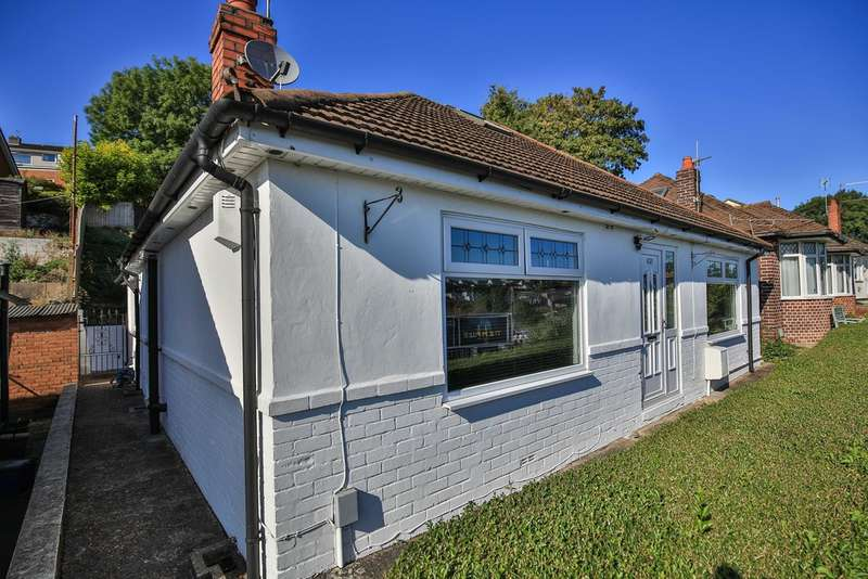 4 Bedrooms Detached Bungalow for sale in Chepstow Road, Newport