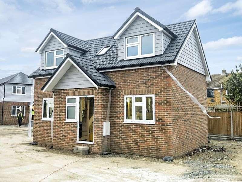 2 Bedrooms Detached House for sale in Robin Close, Vicarage Road, Sittingbourne
