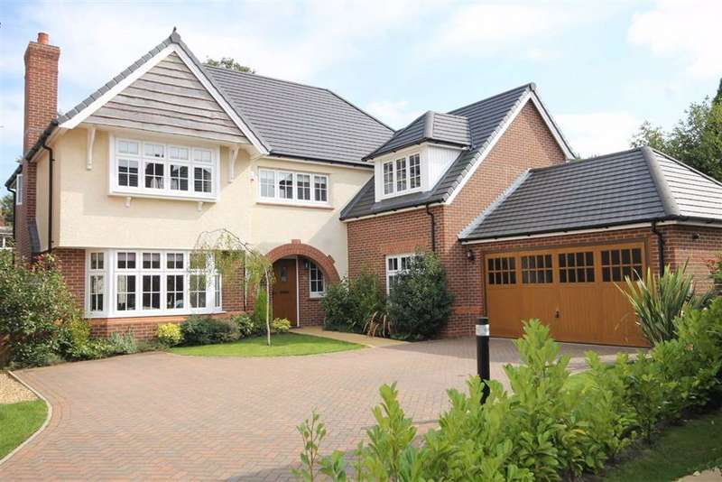 5 Bedrooms Detached House for sale in Church View Fold, Wrea Green