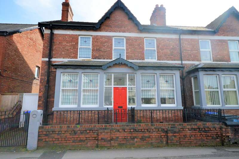 4 Bedrooms Semi Detached House for sale in Waterloo Road, South Shore