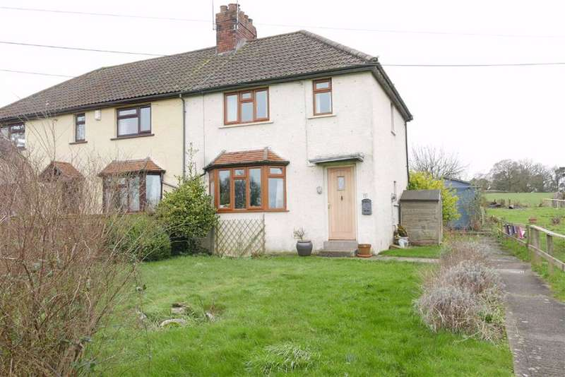 2 Bedrooms Semi Detached House for sale in Riddle Street, Purton, Berkeley, GL13