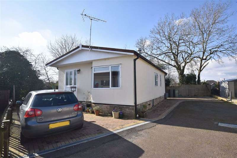 2 Bedrooms Bungalow for sale in Dursley Vale Park, Woodfield Road, Dursley, GL11