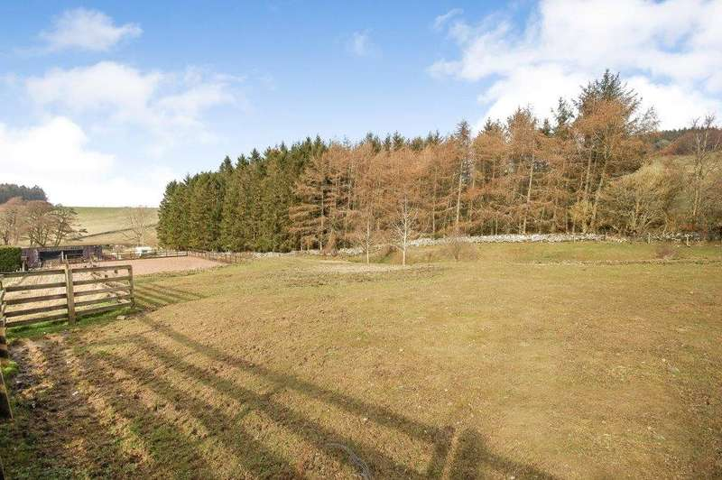 Equestrian Facility Character Property for sale in Residential Plot with Grazing, Buxton, Selkirk, Scottish Borders, TD7