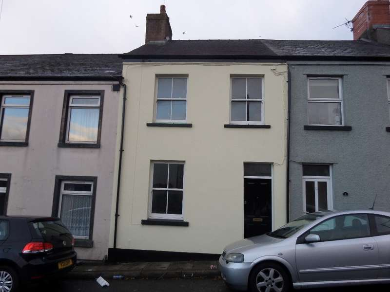 3 Bedrooms Terraced House for sale in Upper Waun Street, Blaenavon, Pontypool, NP4