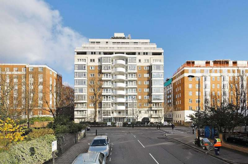 4 Bedrooms Flat for sale in Abbey Road, St John's Wood, NW8