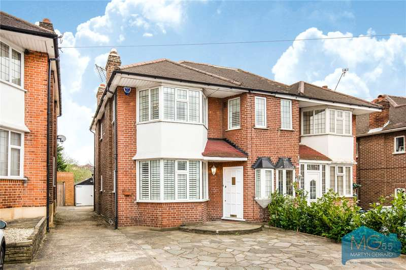 3 Bedrooms Semi Detached House for sale in Osidge Lane, Southgate, London, N14