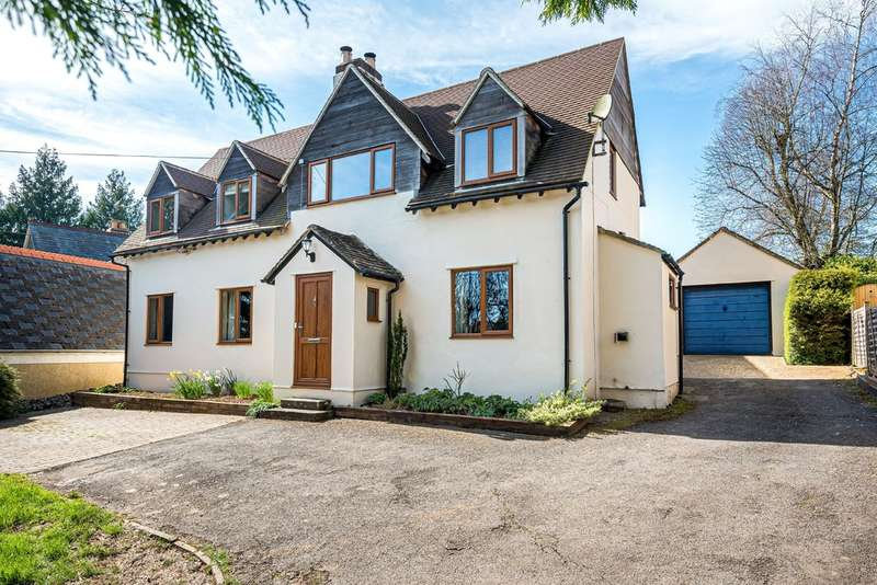 5 Bedrooms Detached House for sale in Perrott's Brook, Cirencester