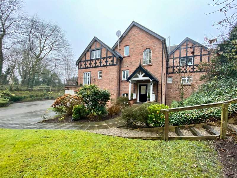 2 Bedrooms Apartment Flat for sale in 9 Legh House, Knutsford, WA16 8WB