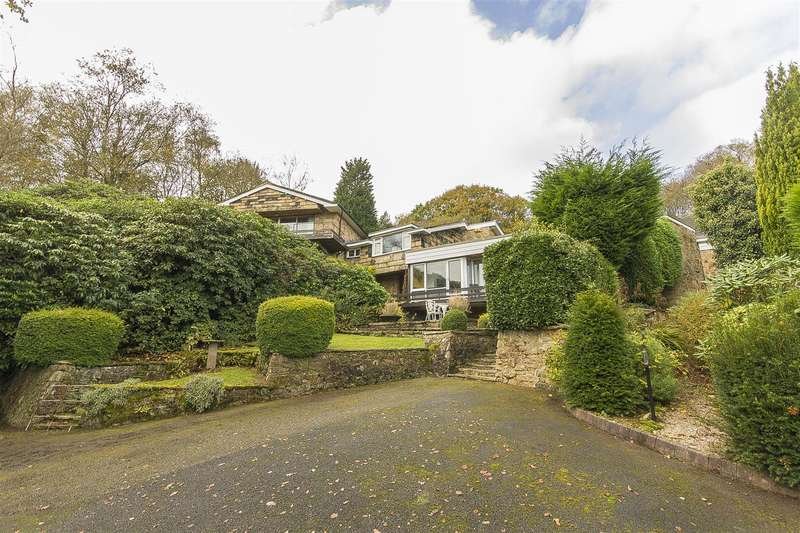 4 Bedrooms Detached House for sale in Harewood Road, Holymoorside, Chesterfield