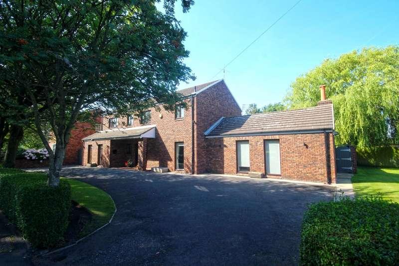 4 Bedrooms Detached House for sale in Jacksmere Lane, Scarisbrick, L40 9RS