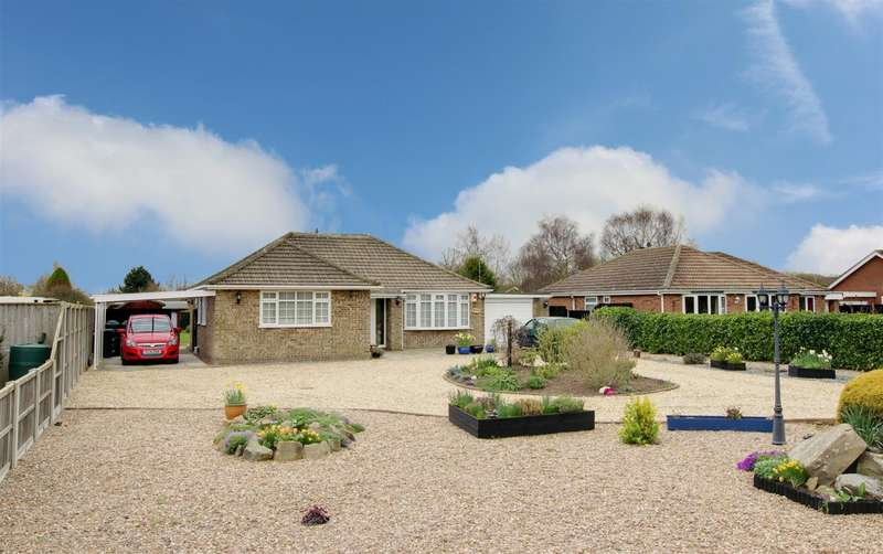 3 Bedrooms Detached Bungalow for sale in Thurlby Road, Bilsby, Alford