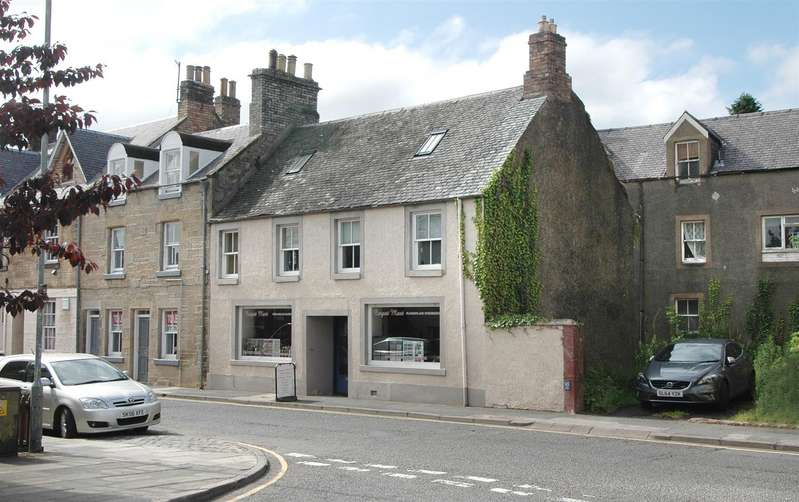 Property for sale in Shop Premises and Plot, South Street, Duns