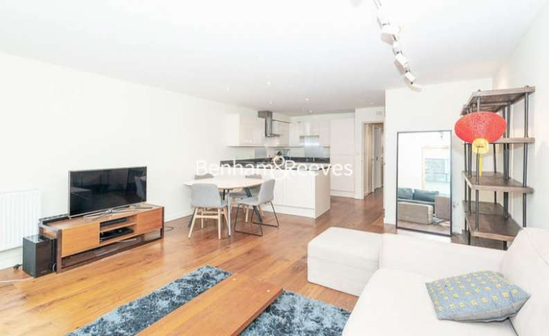 2 Bedrooms Apartment Flat for rent in Peerless Street, Old Street, EC1