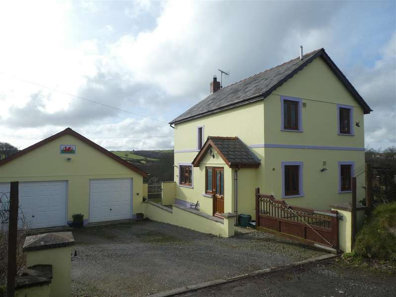 3 Bedrooms House for sale in Gorgoch, Nr Llanybydder