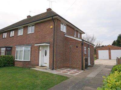 3 Bedrooms Semi Detached House for sale in Braithwell Road, Maltby, Rotherham
