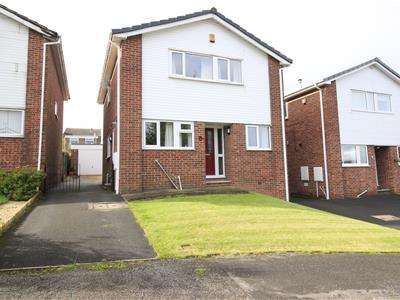 4 Bedrooms Detached House for sale in Surtees Close, Maltby, Rotherham