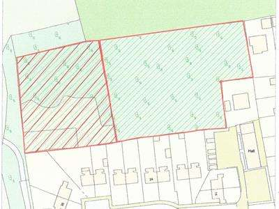 Land Commercial for sale in Potential Development Site, Allott Close, Ravenfield, Rotherham