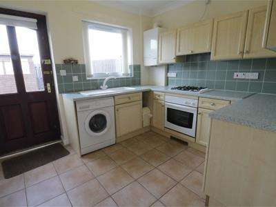 2 Bedrooms Semi Detached Bungalow for sale in St. Helens Street, Elsecar, Barnsley
