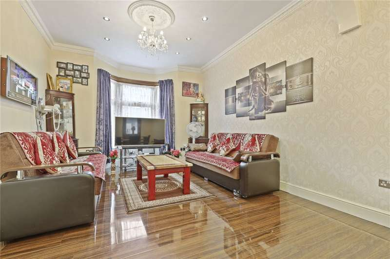 5 Bedrooms Terraced House for sale in Caistor Park Road, London, E15