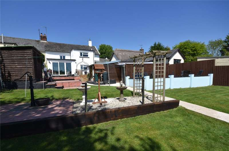 4 Bedrooms Semi Detached House for sale in George Nympton, South Molton, Devon, EX36