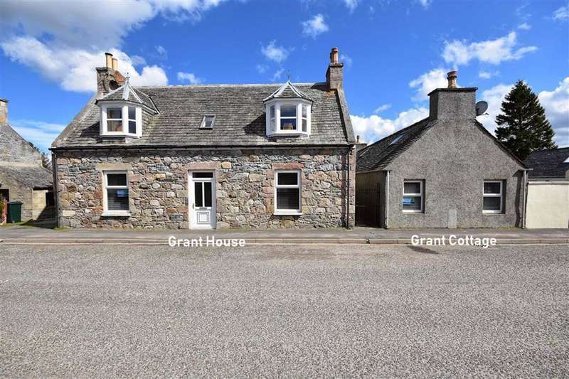 5 Bedrooms House for sale in Tomintoul