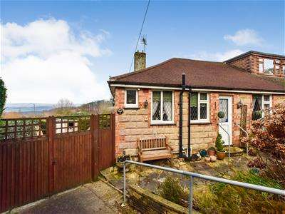 2 Bedrooms Semi Detached Bungalow for sale in Martineau Lane, Hastings, TN35