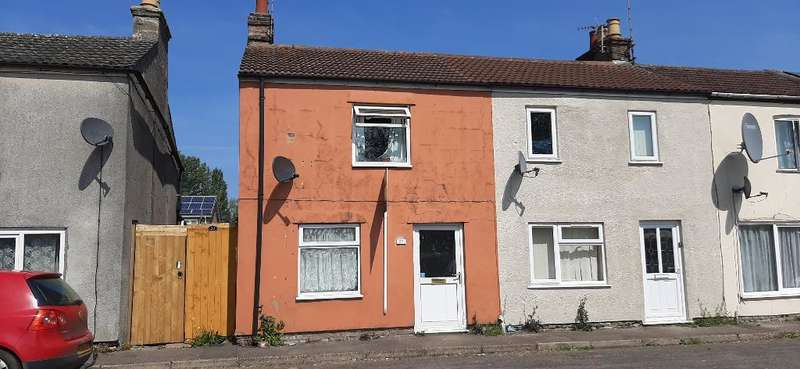 2 Bedrooms End Of Terrace House for sale in Lime Street, Sutton Bridge, Lincolnshire, PE12 9UL