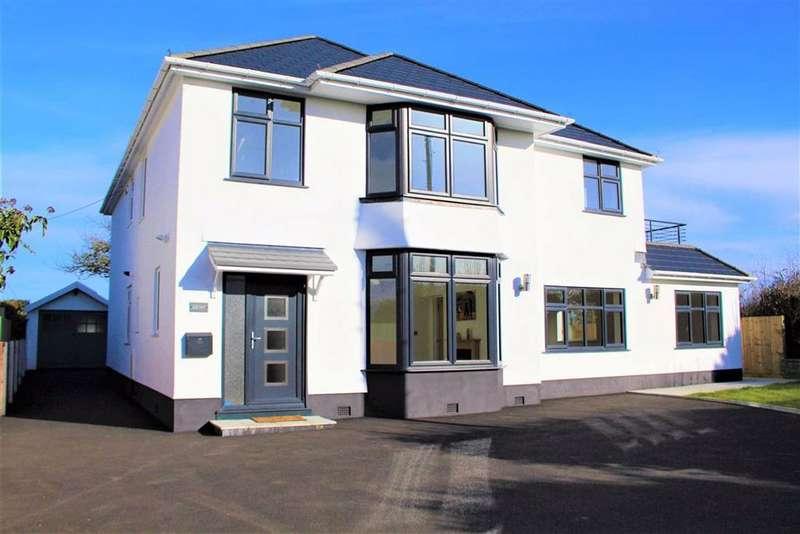 5 Bedrooms Detached House for sale in Pwlldu Lane, Bishopston