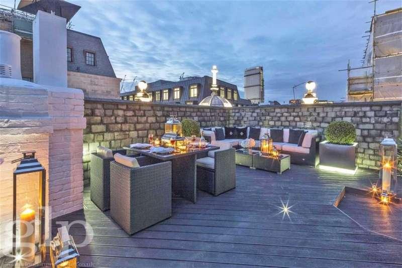 3 Bedrooms Penthouse Flat for sale in Wardour St, Soho, W1F