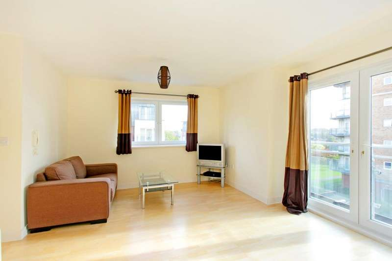 2 Bedrooms Flat for rent in Winterthur Way, Basingstoke, RG21
