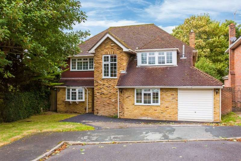 6 Bedrooms Detached House for sale in Ellwood Rise, Chalfont St. Giles, Buckinghamshire, HP8