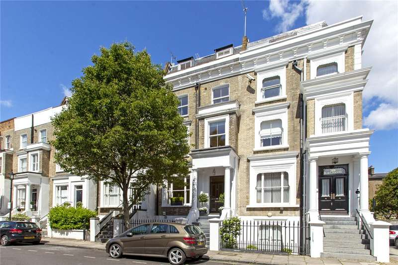 5 Bedrooms Terraced House for sale in Alma Square, St John's Wood, London, NW8