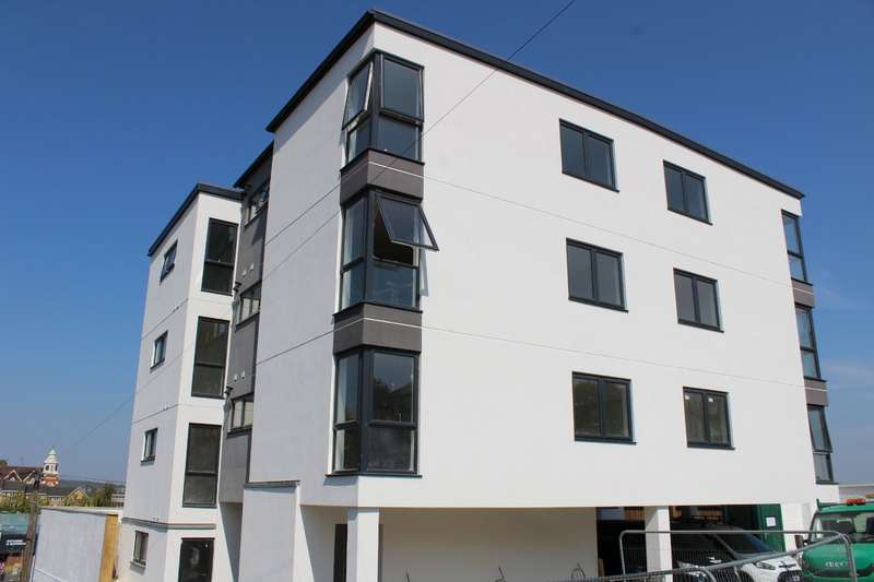 2 Bedrooms Apartment Flat for sale in 1 - 3 Old Road, Chatham, Kent, ME4