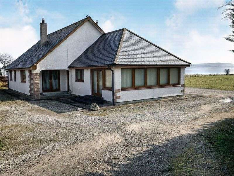 4 Bedrooms Property for sale in Portleich, Invergordon, IV18
