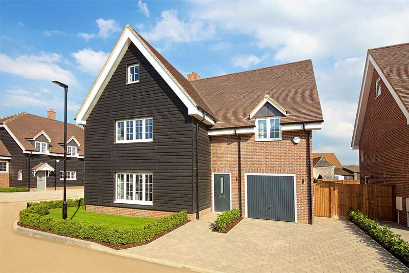 5 Bedrooms Detached House for sale in The Palomino, Aldenham, Watford, Hertfordshire, WD25