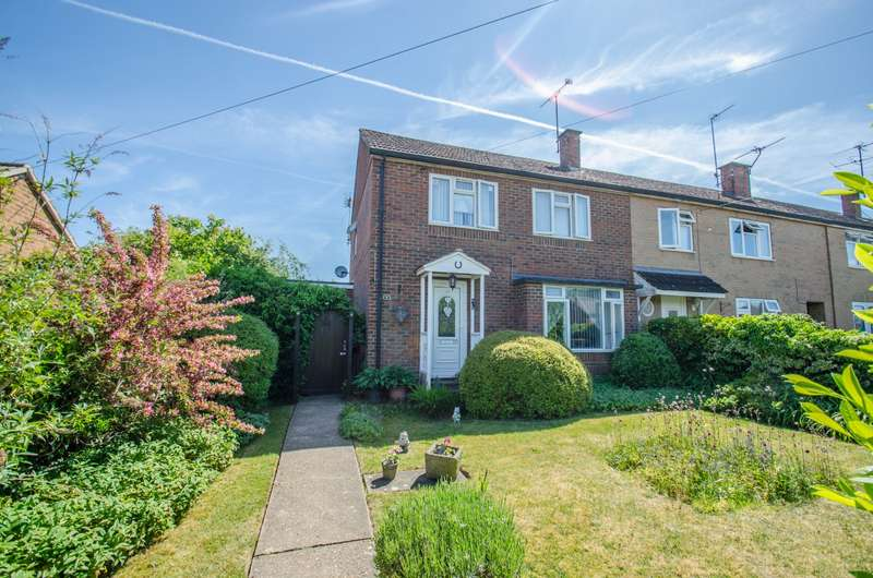 4 Bedrooms End Of Terrace House for sale in Meadway, Knebworth, Hertfordshire, SG3